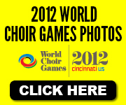 World Choir Games Photos